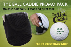 Ball Caddie Promo Pack Banner