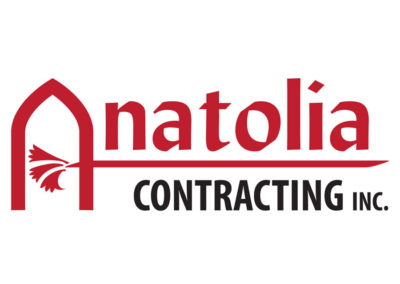 Anatolia Contracting Logo