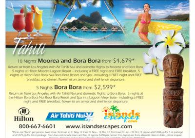 Goway Ad - Tahiti