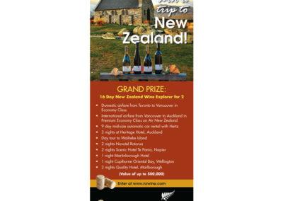 Goway Ad - Wine NZ