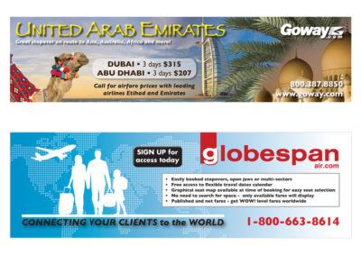 Goway Ads - UAE & Globespan