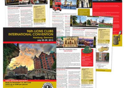 Goway Brochure - Lions Club, Hamburg Germany