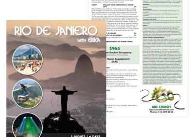 Goway Tour Shell - ABC Cruises, Rio Brazil