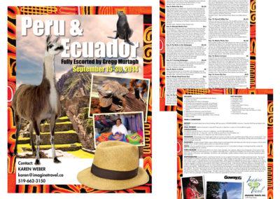 Goway Tour Shell - Imagine Travel, Peru Ecuador