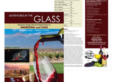Goway Tour Shell - TT Adventure by Glass, Argentina Chile