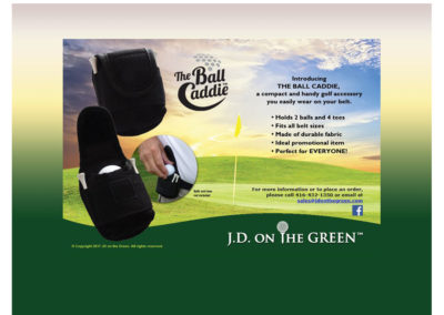 """JD on the Green Landing Page  -  <a href=""""http://www.jdonthegreen.com""""   target=""""blank"""">www.jdonthegreen.com.com</a  >"""