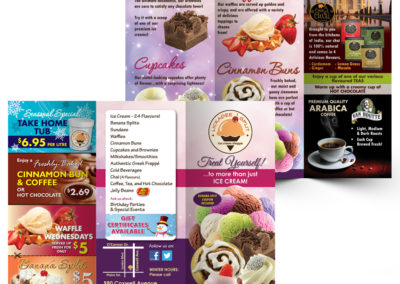 Lickadee Split Fall Brochure