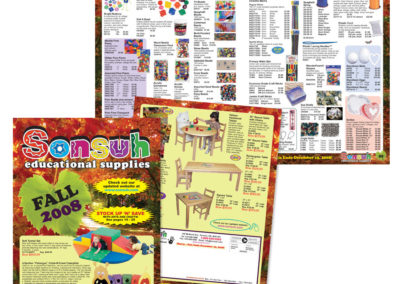 Sonsuh - Fall 2008 36pg Sales Flyer