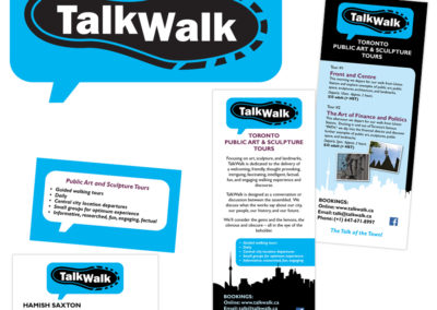 Branding - TalkWalk